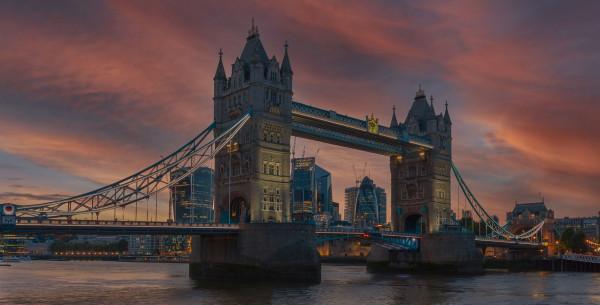 1er : Tower Bridge - Dominique LOGEAIS - Déclic Legé 44
