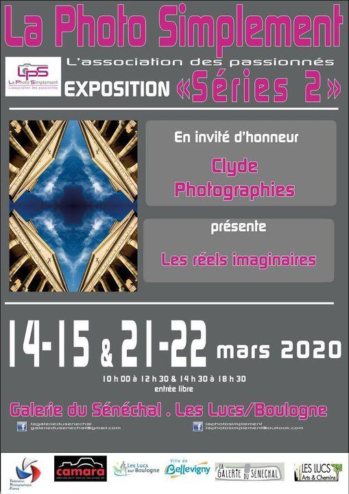 Exposition La Photo Simplement Mars 2020