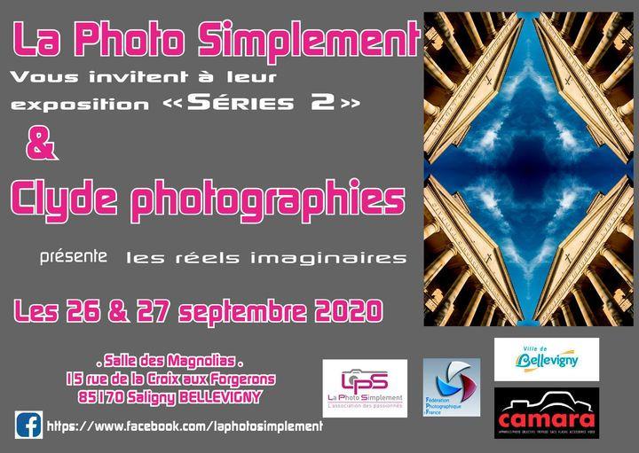 Exposition La Photo Simplement Septembre 2020