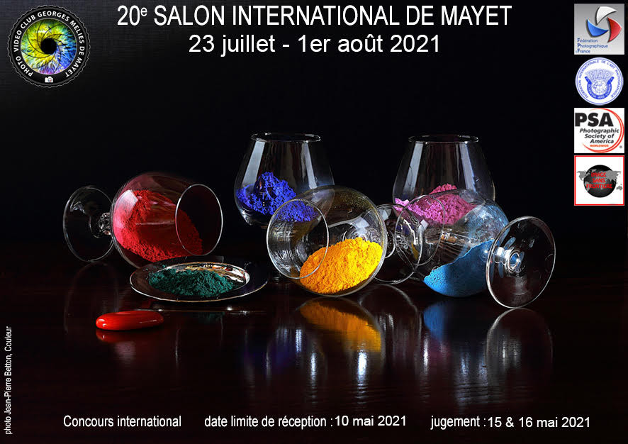 Salon International 2021 de Mayet