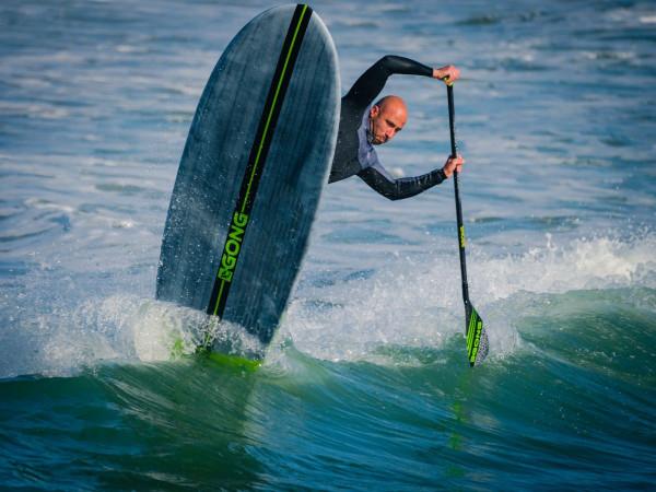 """9ème : """"Paddle surf à La Govelle"""" par Stéphane COUILLARD - PC Pornichet (44)"""