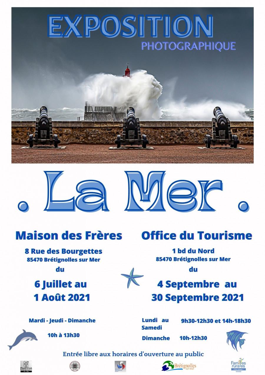 Exposition Photo Club Brétignollais Eté 2021